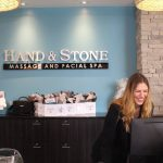 Hand & Stone Spa Ribbon Cutting Ceremony 4