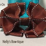 "Nelly's Inspirational Handcrafted ""Bows of Hope""  2"