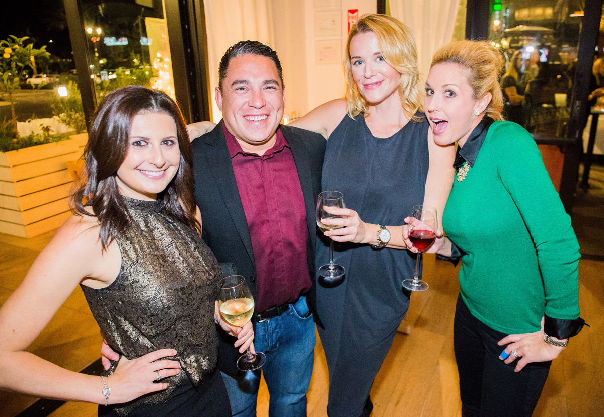 Del Mar Lifestyle Holiday Party at Crudo 11