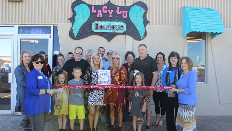 Moore Chamber Welcomes Businesses