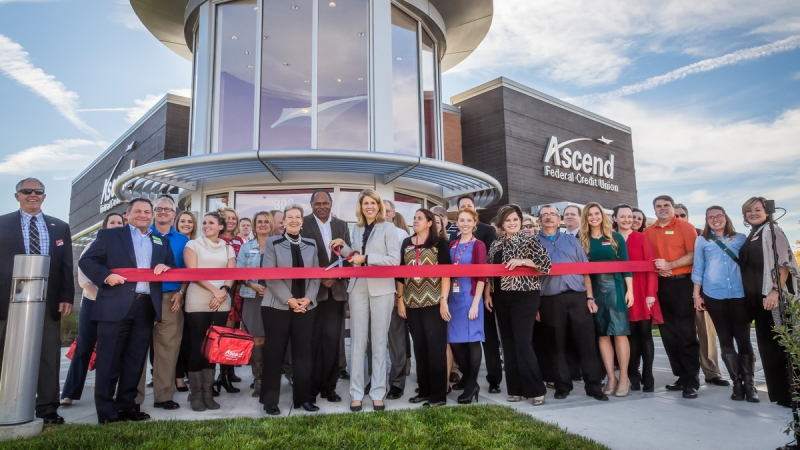 Ascend Ribbon Cutting
