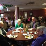 Park Place Retirement Community Annual Holiday Brunch 1
