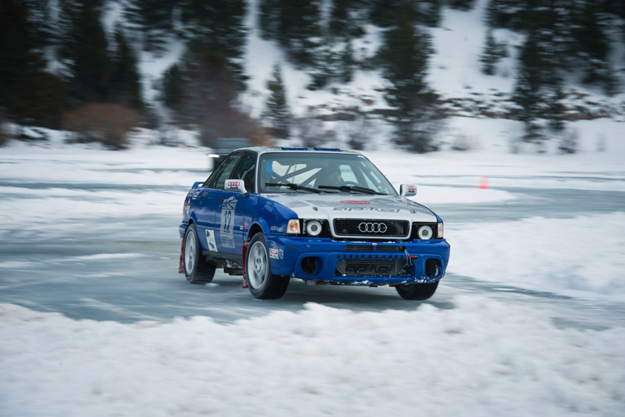 Prestige Imports 6th Annual Winter Driving Event 2