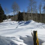 Sunlight-Powderhorn Trail Maintained by Local Snowmobile Club