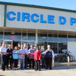 Moore Chamber Welcomes Businesses 2