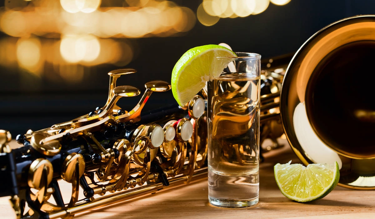 On the Menu: Fine Food & Drinks Served with a Splash of Sound