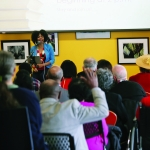 Library Events Commemorate 1