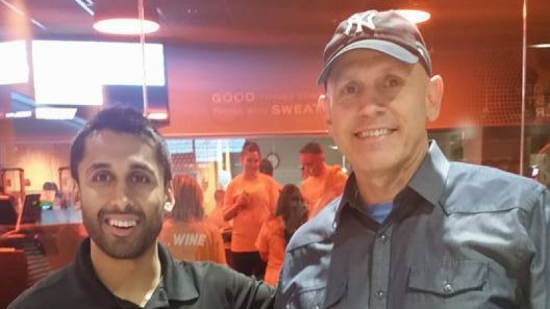 Orangetheory Fitness Moore Grand Opening 2