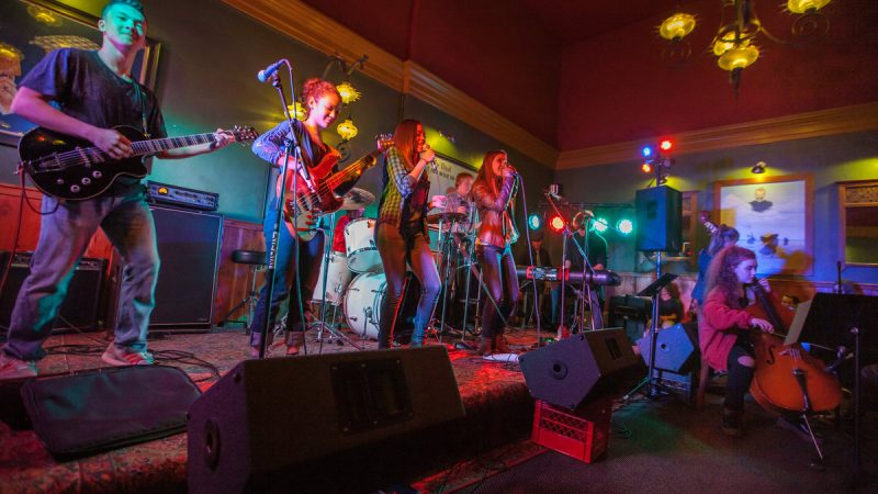 Cascade School of Music Rock Showcase