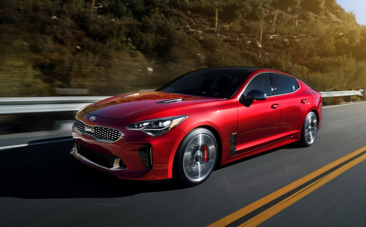 How Kia is Changing Their Brand 8