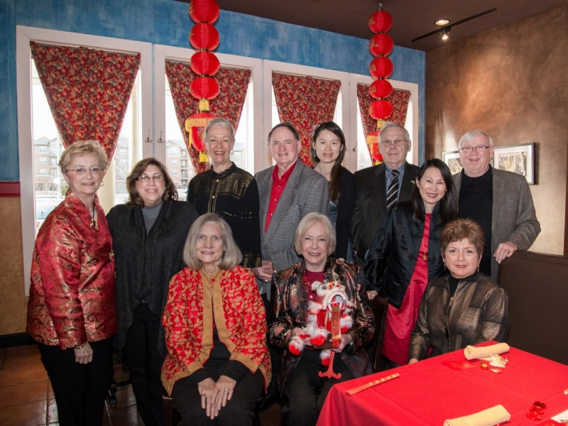 Leawood's Lunar New Year Celebration 9