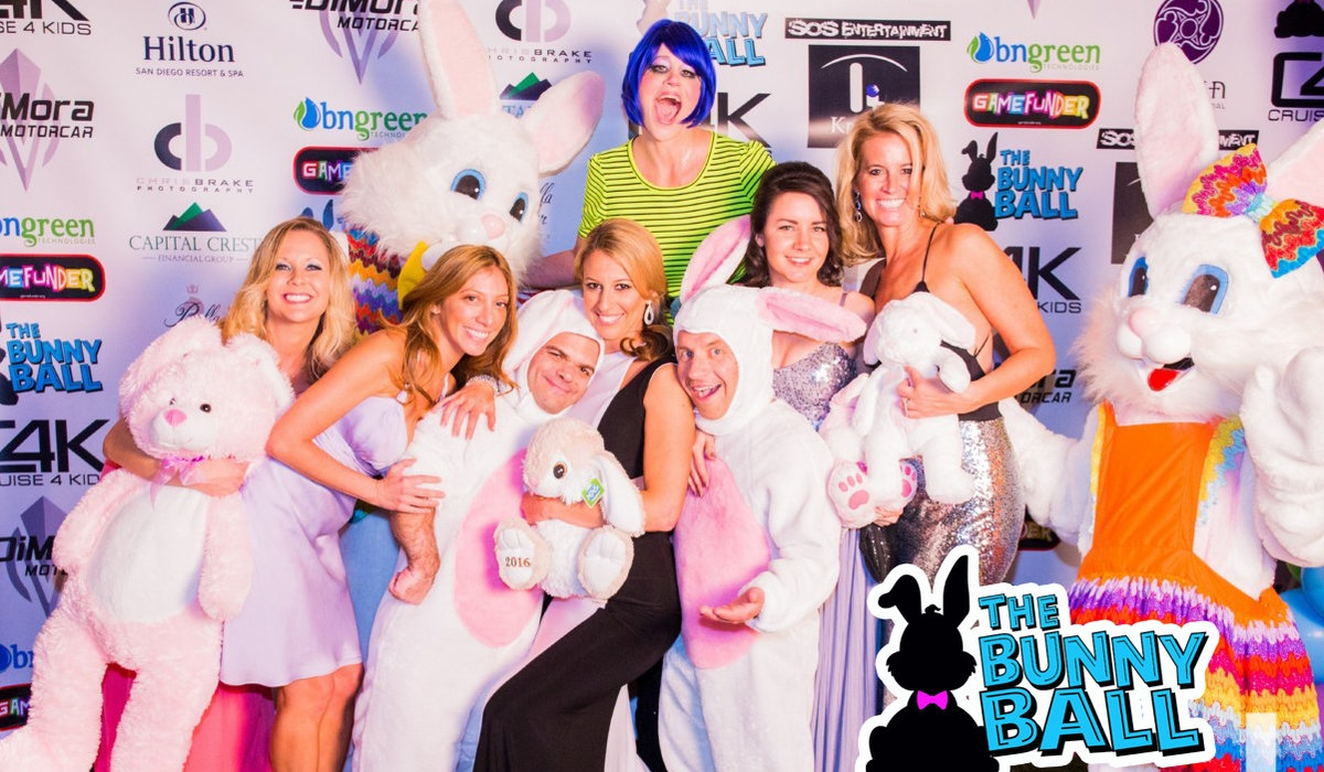 The Bunny Ball - A Black Tie Charity Celebration