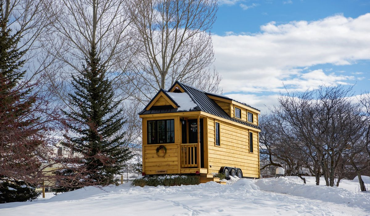 Tiny Home under the Big Sky 14