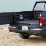 The 2017 Honda Ridgeline AWD RTL-E  1