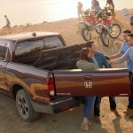The 2017 Honda Ridgeline AWD RTL-E  4