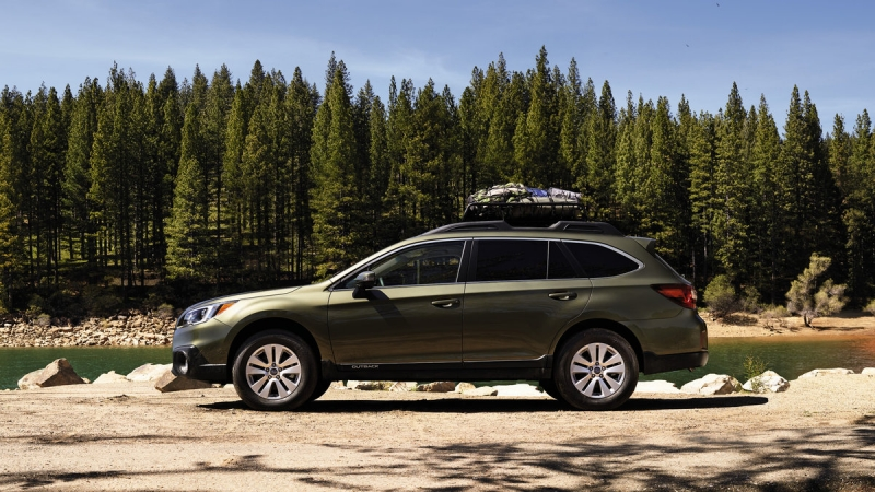 The 2017 Subaru Outback 2.5i Premium  2