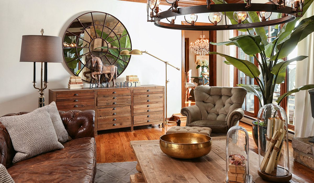 Inside the Home of a Designer 11