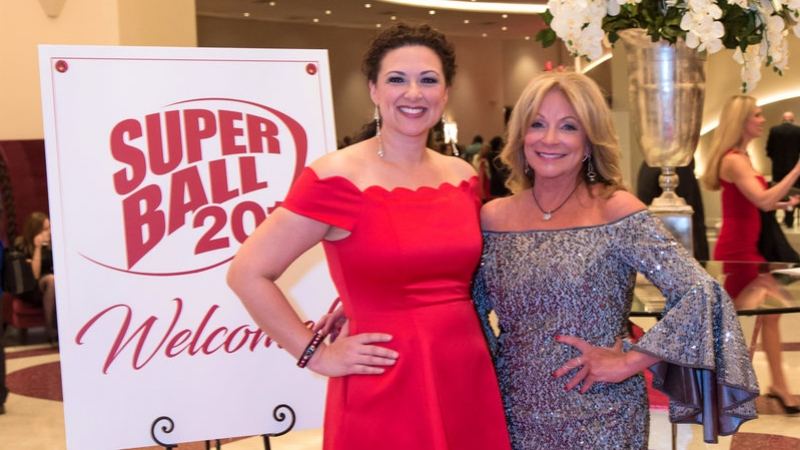 Super Ball 2017: Where Rhinestones Meet the Red Zone 5