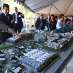 Kilroy Realty's Groundbreaking Celebration of One Paseo 1