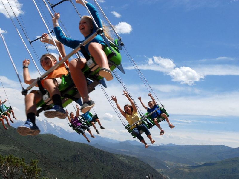 Steve Beckley's Dream: Glenwood Caverns Adventure Park 2