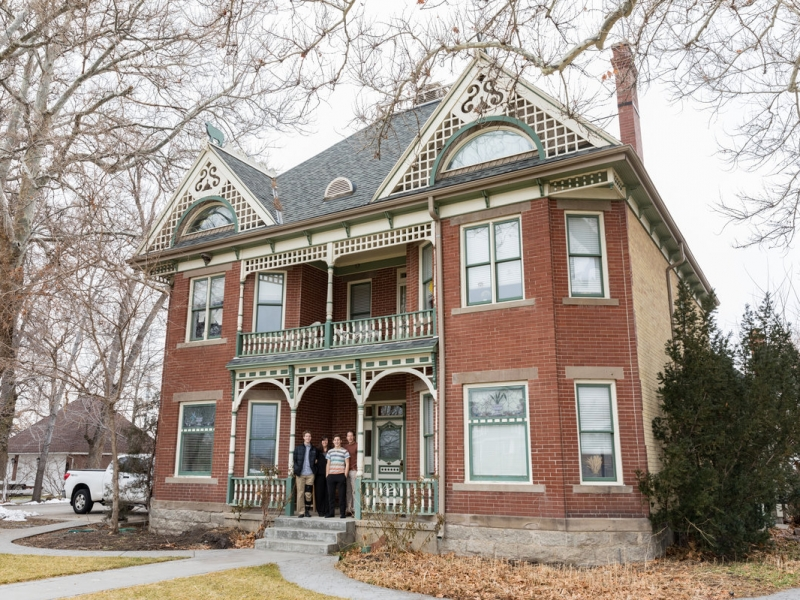 Home Sweet Historical Home 12
