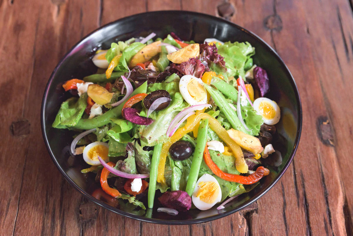 Classic Salad Nicoise – Chandler Lifestyle