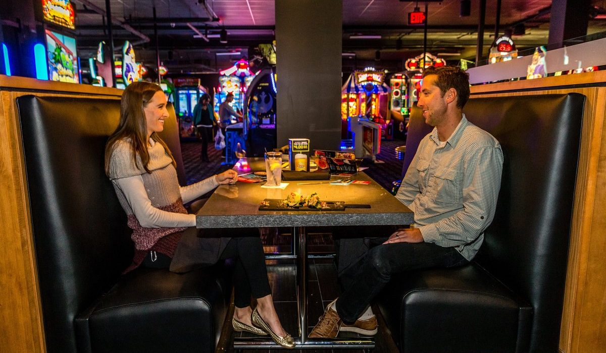 Dave & Buster's VIP Grand Opening Party 2