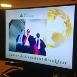 Junior Achievement Breakfast 9