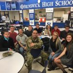 BEF Grant Supports BHS Veteran's Story Share Project