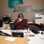 Sports Ortho Urgent Care and Select Physical Therapy Holiday Open House 3