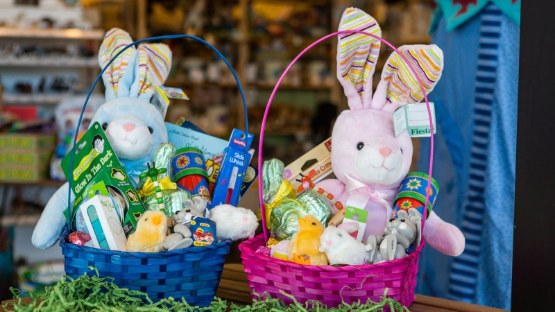 Easter Basket Paradise 8