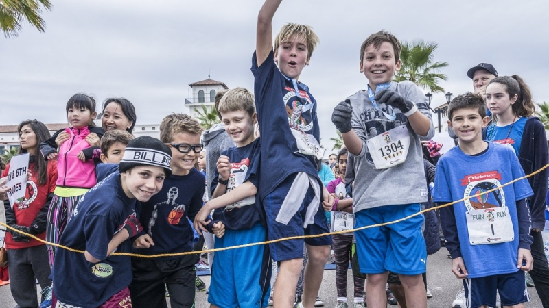 Carmel Valley 5k And Fun Run 5