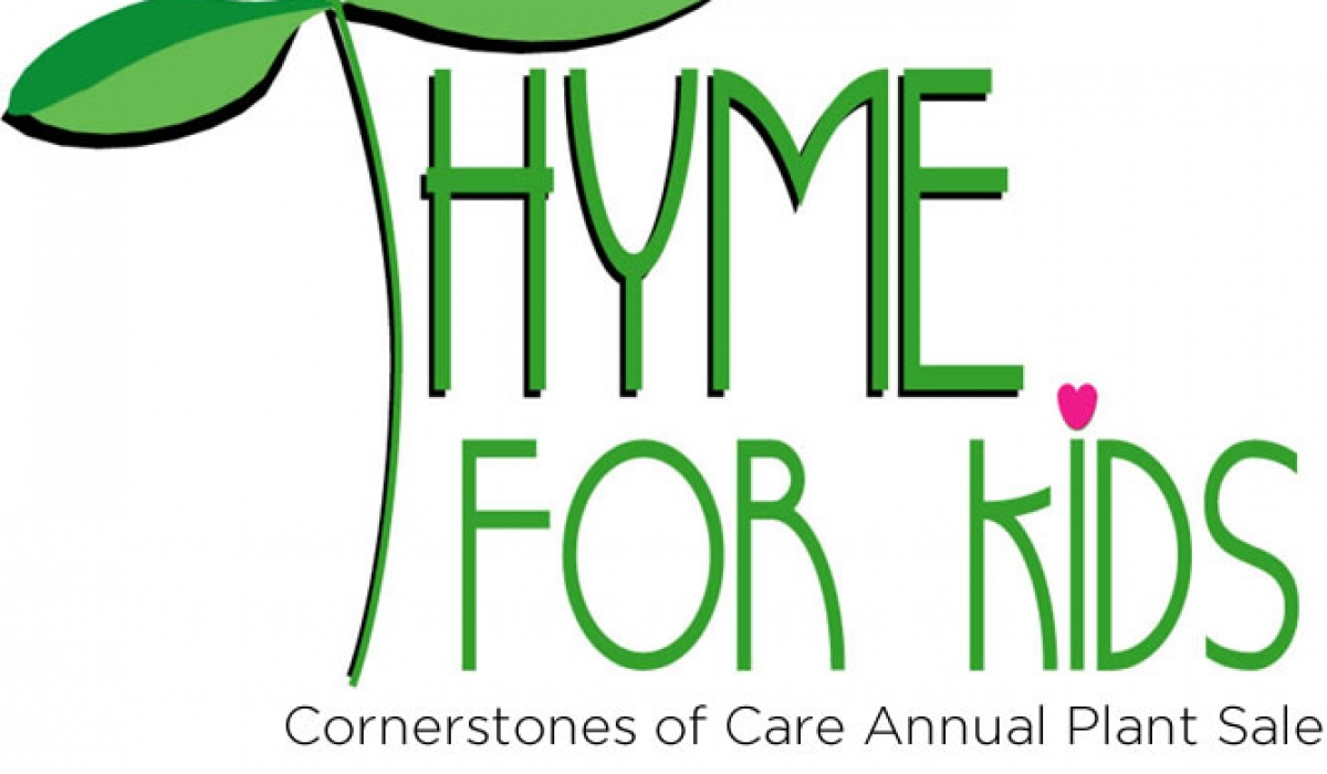 Annual Thyme for Kids Plant Sale