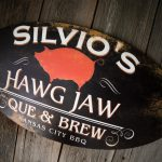 Haw Jaw Brew and Q 12