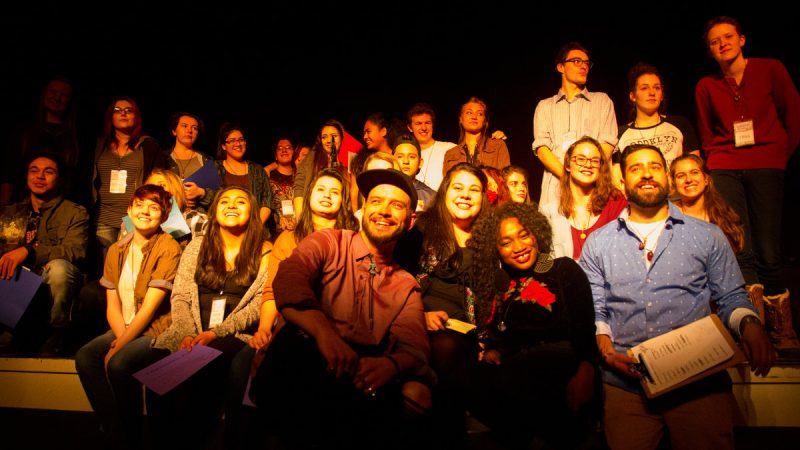 Youth Poetry Slam 5