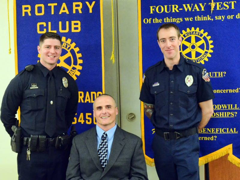 Rotary Club of Parker 2017 State of the Town and Impact 6