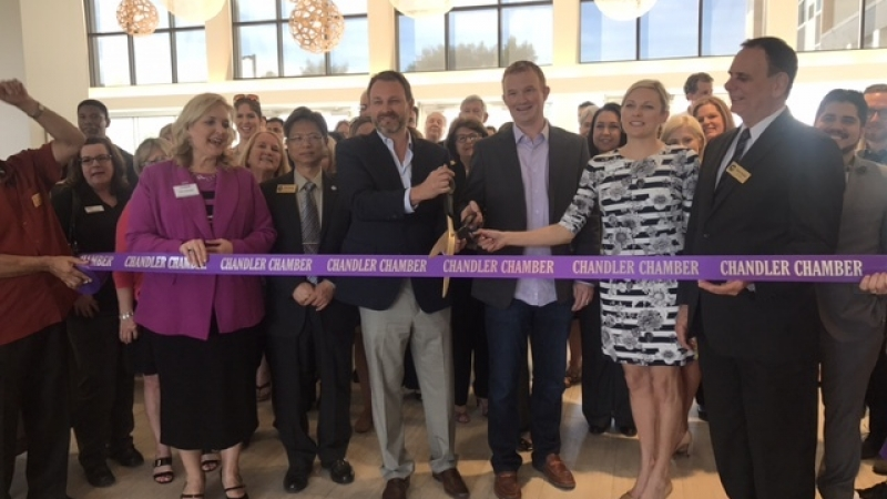Chandler Chamber Ribbon Cutting Ceremonies 4