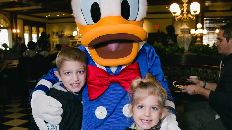 15th Annual Bert's Big Adventure Trip Provides Fun at Walt Disney World for Kids from Atlanta, Macon, Charleston and Nashville 4