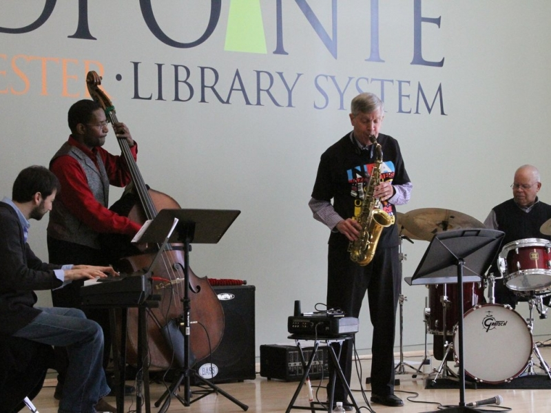 MidPointe Library Jazz Event