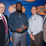 Chandler Sports Hall of Fame Induction Ceremony 2