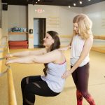 Stepping Up to the Barre