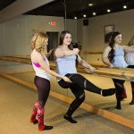 Stepping Up to the Barre 2