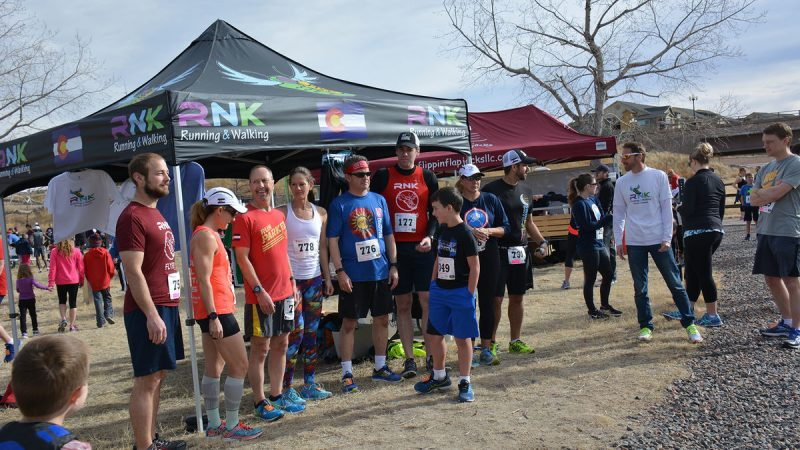 Parker Parks and Recreation's Love 'em or Leave 'em Valentine's Day 5K/10K 5