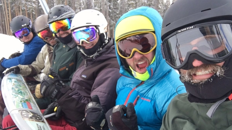 Bidding Adieu to the 2016-2017 Ski Season 1