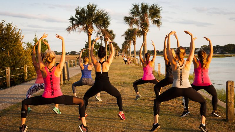 """Raise the """"Barre"""" on Your Fitness Program 6"""