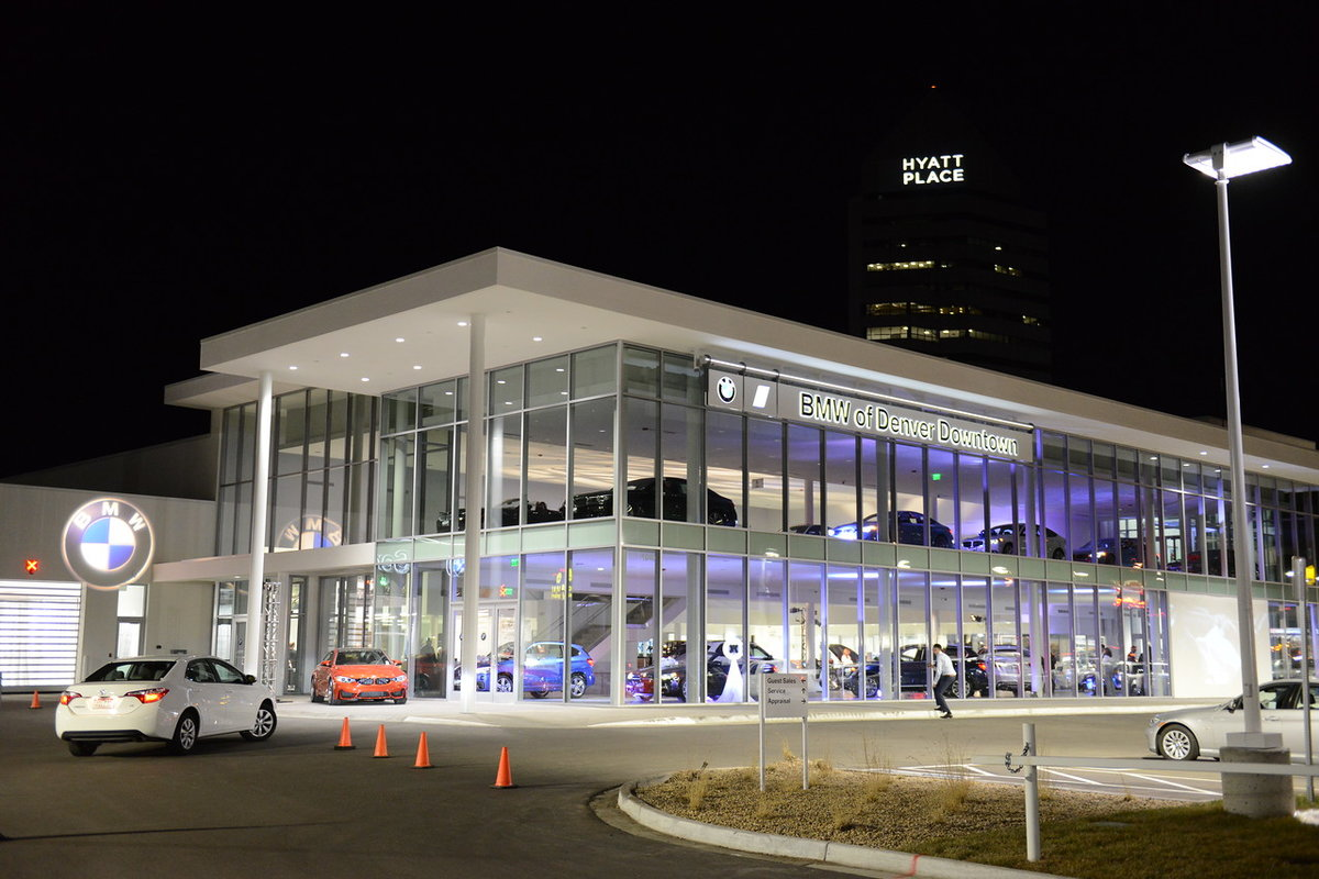 Bmw Of Denver >> Grand Opening Of Bmw Of Denver Downtown Cherry Creek Lifestyle