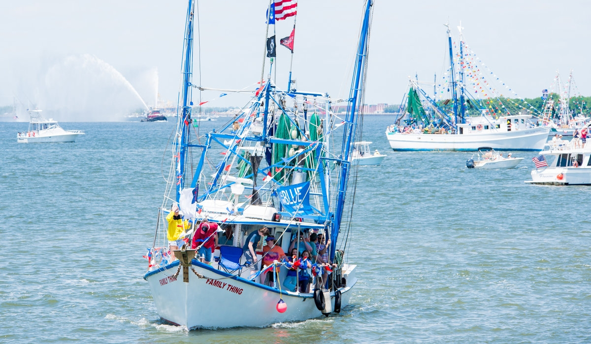 Mount Pleasant's Blessing of the Fleet Festival Celebrates 30 Years 5