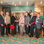 Hampton Inn & Suites Ribbon-Cutting 4
