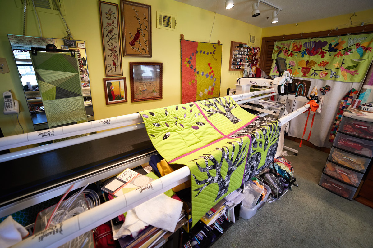 Jane Bromberg Crafts Quilts Into Memorable Works of Art – Northland ...