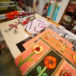 Jane Bromberg Crafts Quilts Into Memorable Works of Art 9